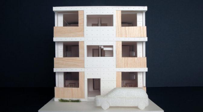 永住したい「平野西アパートメントハウス」‐1‐プロローグ