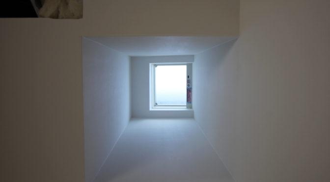 松原/脳神経外科「うえだクリニック」‐10‐光という移り気な素材