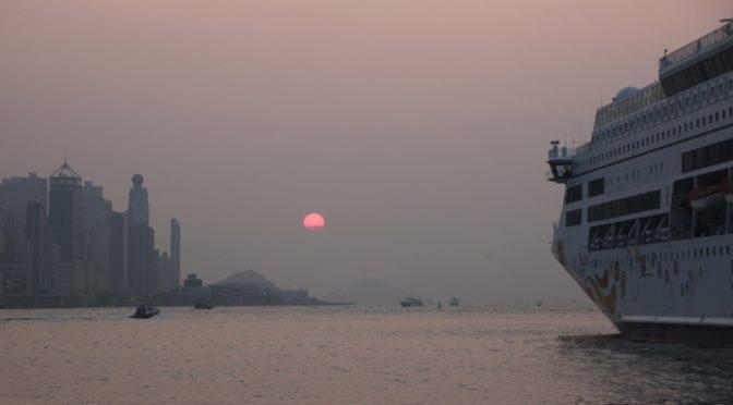 香港・マカオの旅① <摩天楼、スターフェリー編>‐1630‐