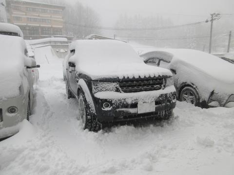 雪道で思う、マナーや道徳観では弱すぎる ‐1447‐