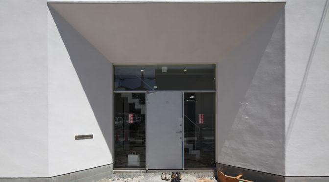 「住吉区歯科医師会館」‐7‐開館間近