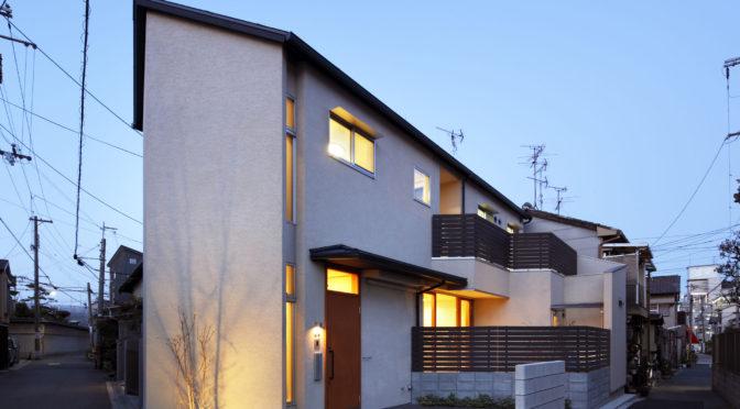 「中庭のある無垢な珪藻土の家」‐12‐ エピローグ 有るべきものが有るべき所に