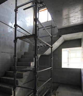 永住したい打ち放しのマンション「R Grey」‐5‐コンクリート打ち放しの本当の魅力