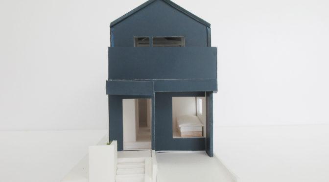 「ときめく紺色の家〈リノベーション〉」‐1‐プロローグ