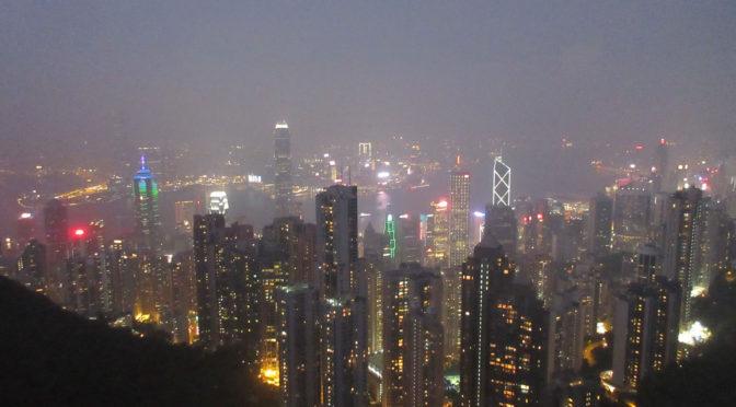 香港・マカオの旅② <マカオ、100万ドルの夜景編>‐1631‐