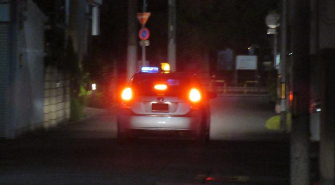 85歳、職業タクシー運転手‐1657‐