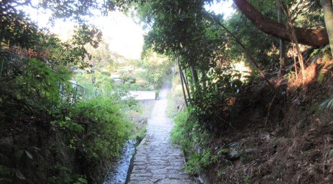 日本最古の「道」‐1530‐