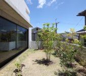 コンクリート打ちっぱなし|住宅|高台の家